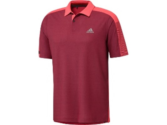 Mens International Polo Red